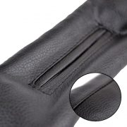 1PC-PU-LEATHER-FRONT-CAR-SEAT-GAP-STOPPER-LEAK-PROOF-STOP-PAD-FILLER-SPACER-MAT-CUSHION-2