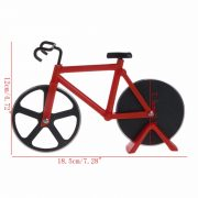 Bicycle-Pizza-Cutter-Dual-Stainless-Steel-Wheels-Pizza-Slicer-Non-Stick-1