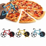 Bicycle-Pizza-Cutter-Dual-Stainless-Steel-Wheels-Pizza-Slicer-Non-Stick