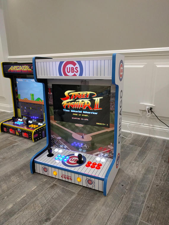 These Wall-Mounted Arcade Machines Take Up Half The Space – Yup ...